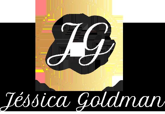 Logo Jéssica Goldman blanco