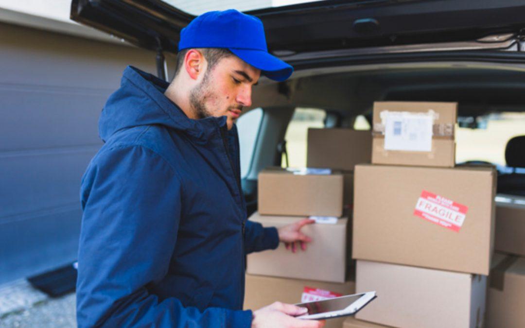 La industria del transporte compartido y la logística